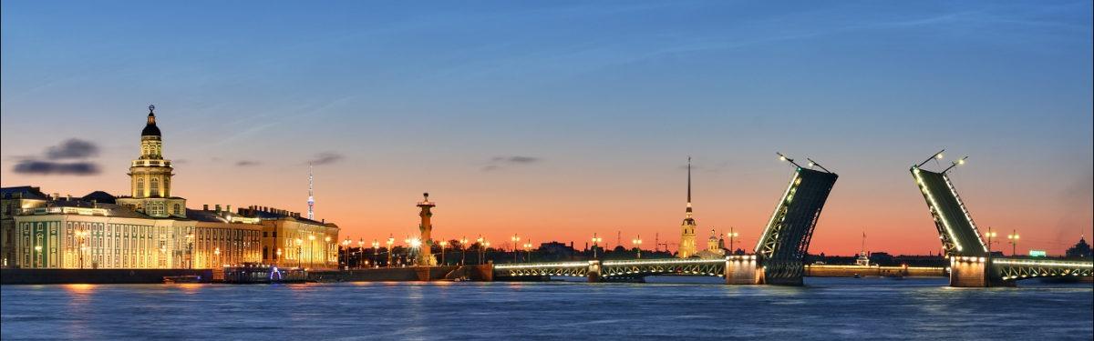 Поездки в в Санкт Петербург (Питер) с комфортом. Транспортная компания Днепр-Море.