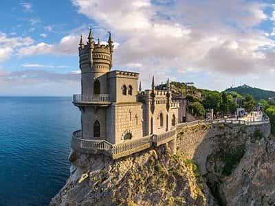 Крым круглый год