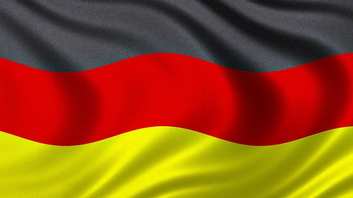 Флаг Германии. Поездки в Германию. Компания Днепр-Море.