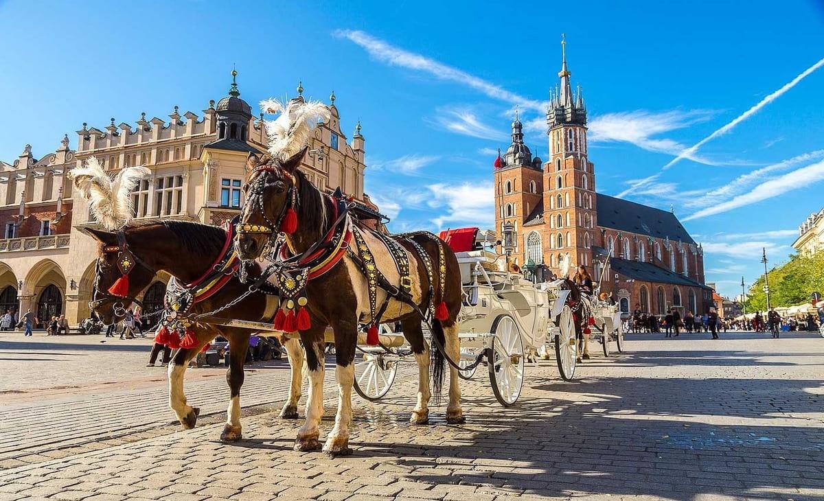 Поездки в Польшу. Краков - Днепр-Море