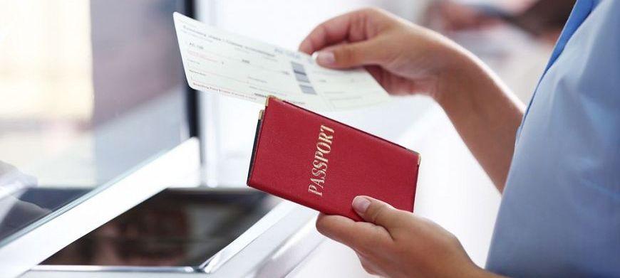 Паспортный контроль на таможне. Поездки Днепр Крым. Компания Днепр-Море.
