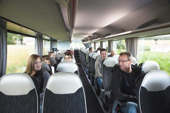 В Бердянск автобусом Днепр-мор