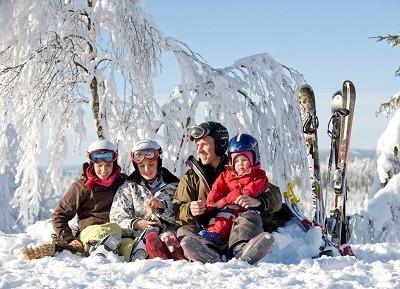 Горнолыжные курорты Украины недорого