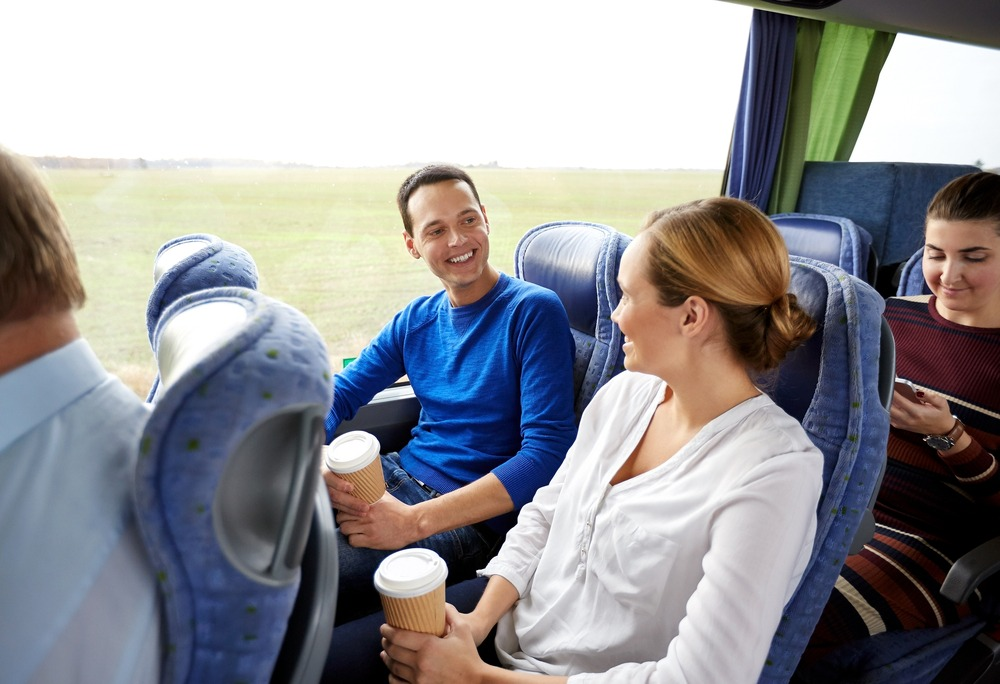 Поездки на ЮБК. С компанией Днепр-Море - отдых даже в пути.