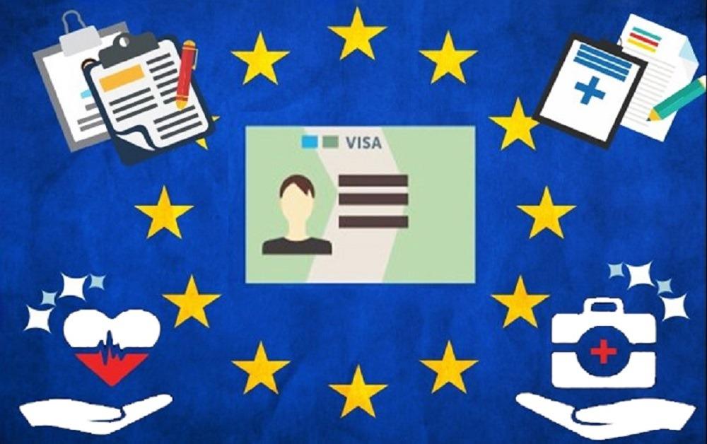Оформление виз. и страховок Помощь компании Днепр-Море.