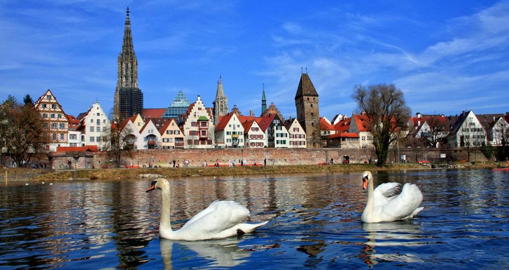 Поездки в Германию с комфортом. Компания Днепр-Море.