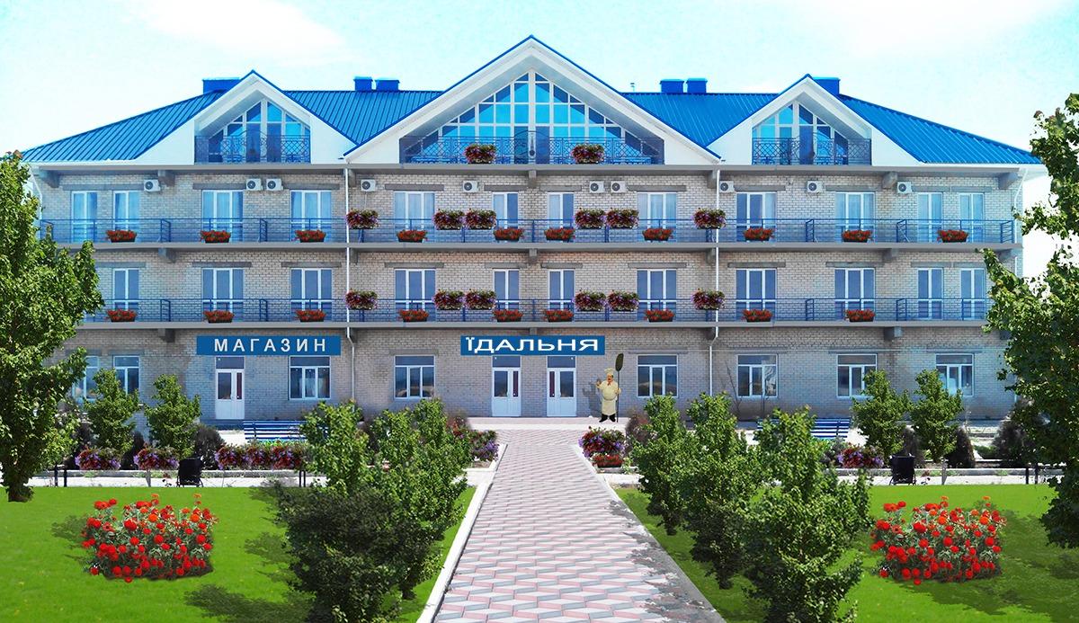 Снять жильё на Азовском море. Каталог жилья компании Днепр-Море.