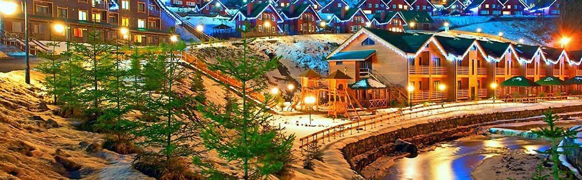 Снять жильё на горнолыжном курорте. Каталог компании Днепр-Море.