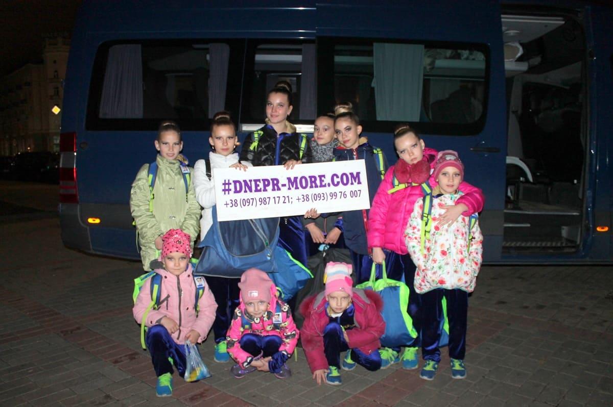 Поездки по Белоруссии с компанией Днепр-Море.