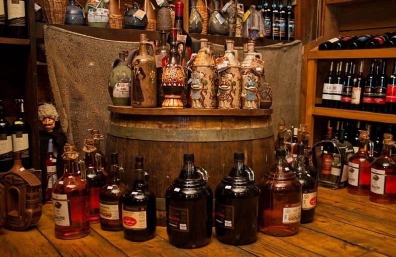 Сколько можно вывезти вина через границу Грузии