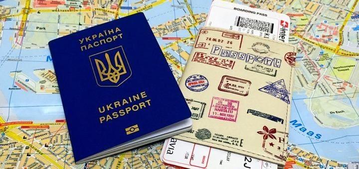 Порядок пересечения границы и оформление визы