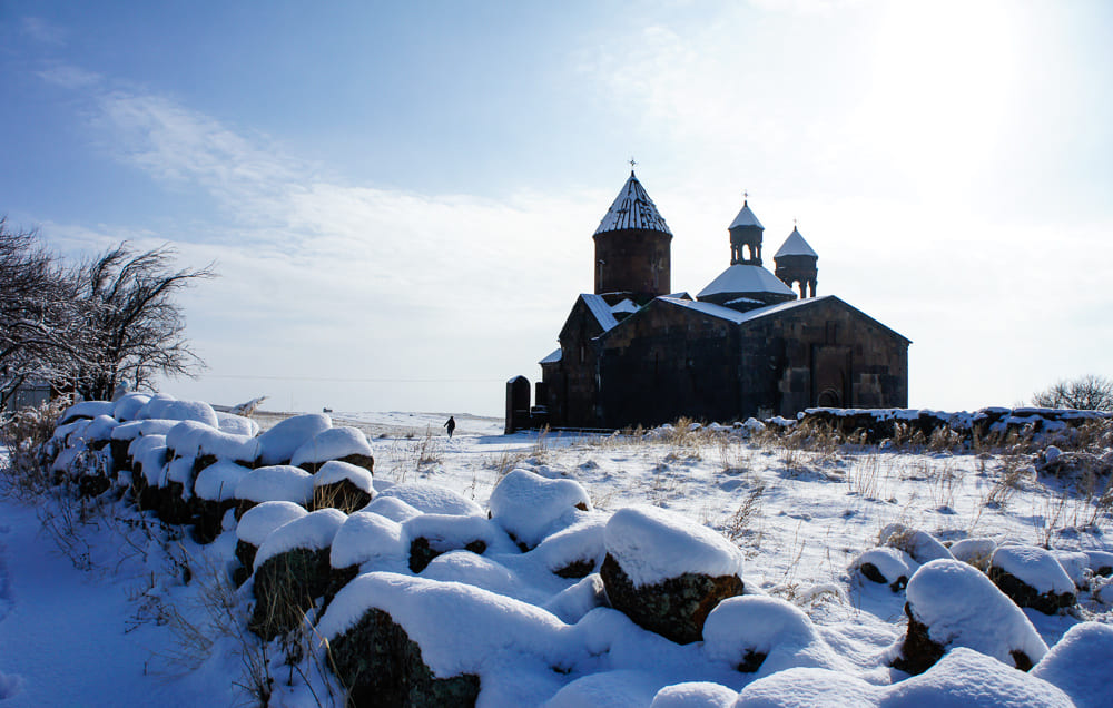 Туристический сезон в Армении. Компания Днепр-Море.