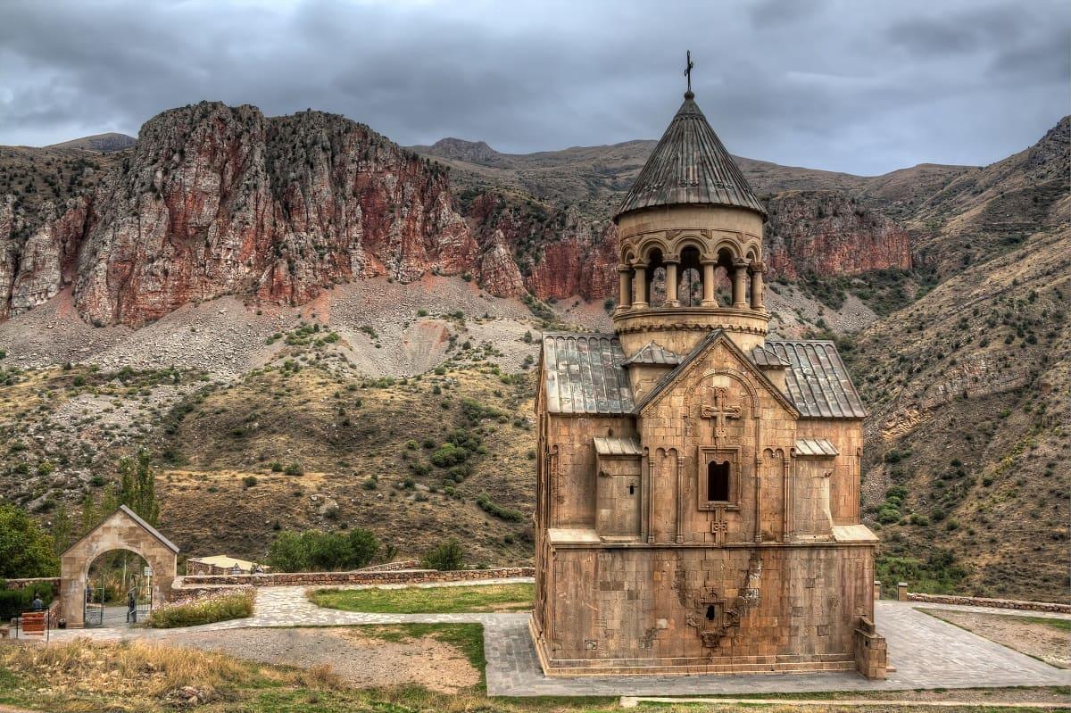 Экскурсионный отдых в Армении с компанией Днепр-Море.