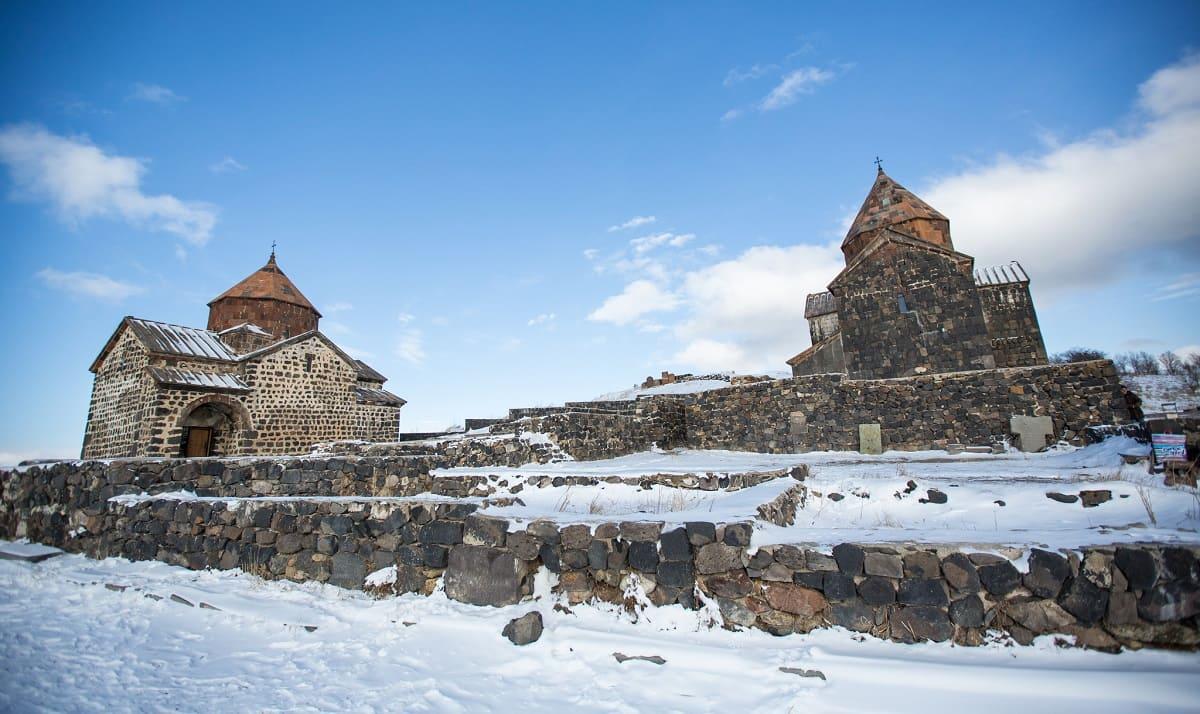 Зимний отдых в Армении с компанией Днепр-Море