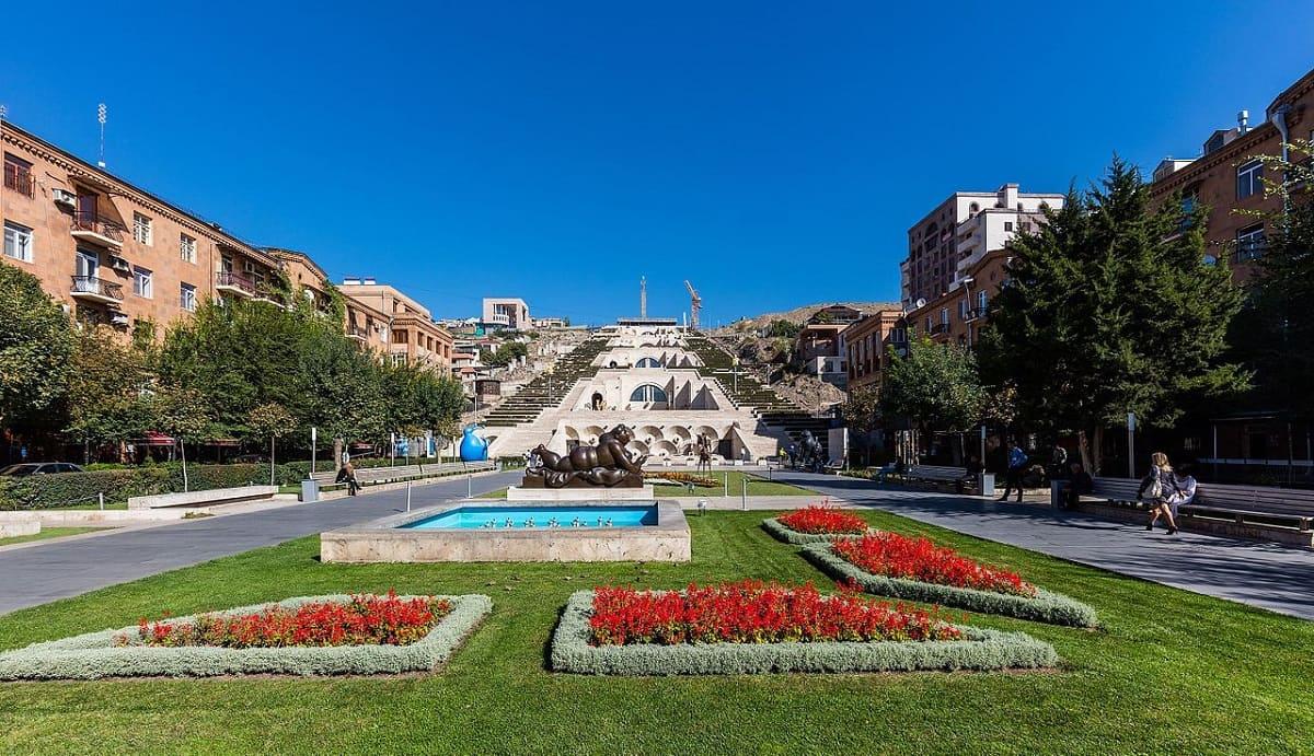 Путешествие по Армении с компанией Днепр-Море