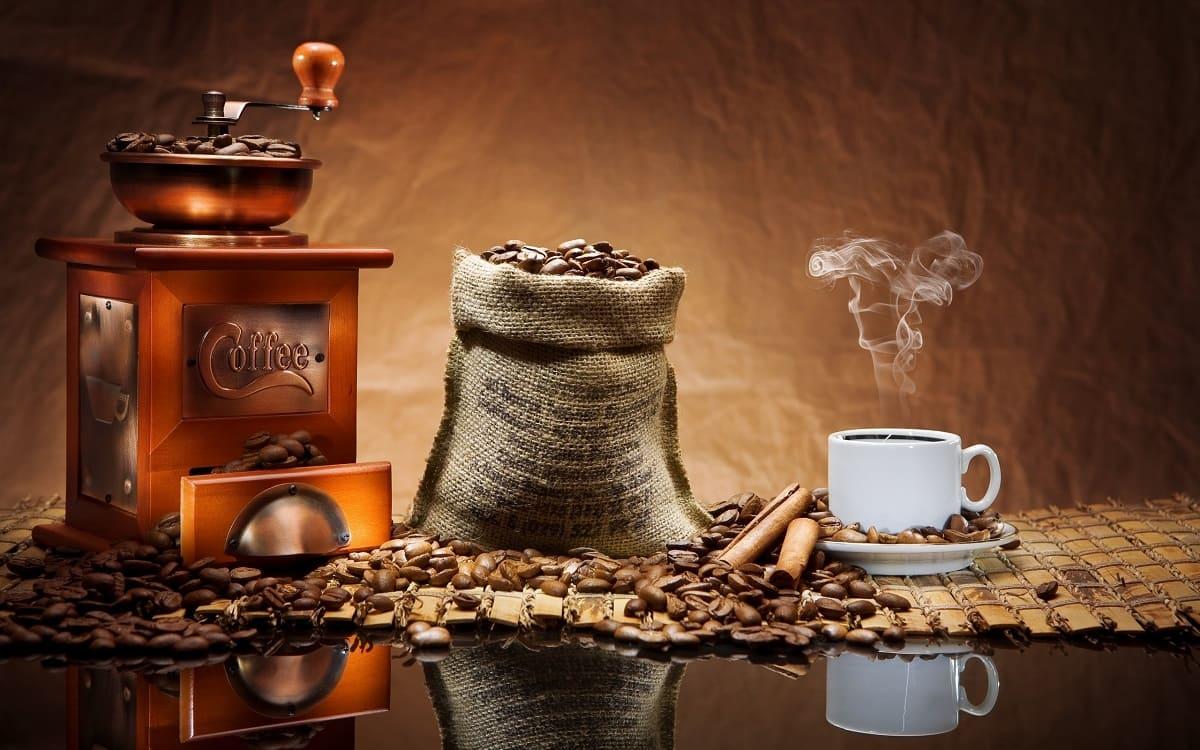 Экскурсия в музей кофе CoffeeMall. Днепр-Море