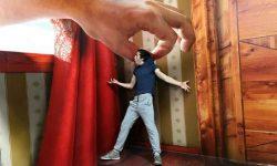 """Экскурсия в """"Музей фото иллюзий"""" с компанией Днепр-Море"""