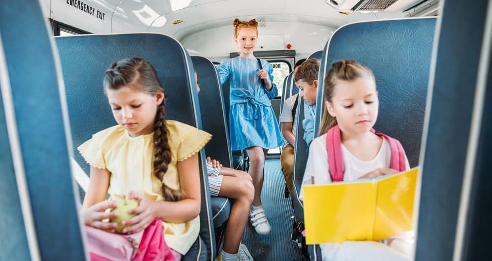 Перевозка детей. Компания Днепр-Море