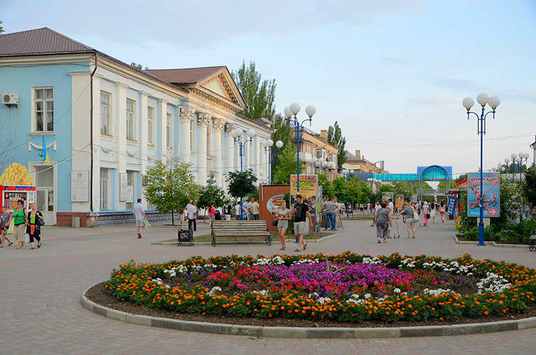 Поездки в Бердянск из Киева