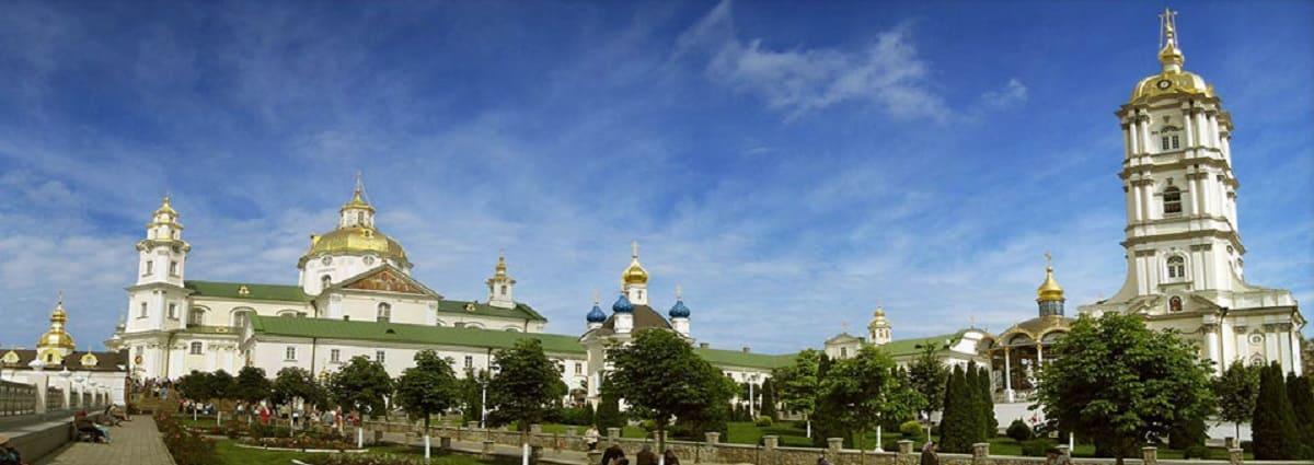 Паломнические туры по Украине и за Рубеж. Компания Днепр-Море