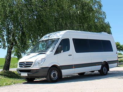 Аренда авто в Днепре<br>Заказ Автобуса, Микроавтобуса, Минивэна.