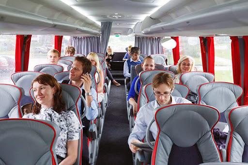 Автобус до Приморска
