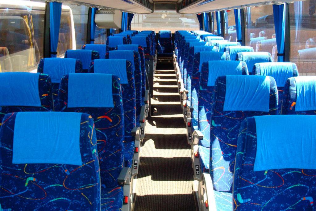 Автобусы в Приморск