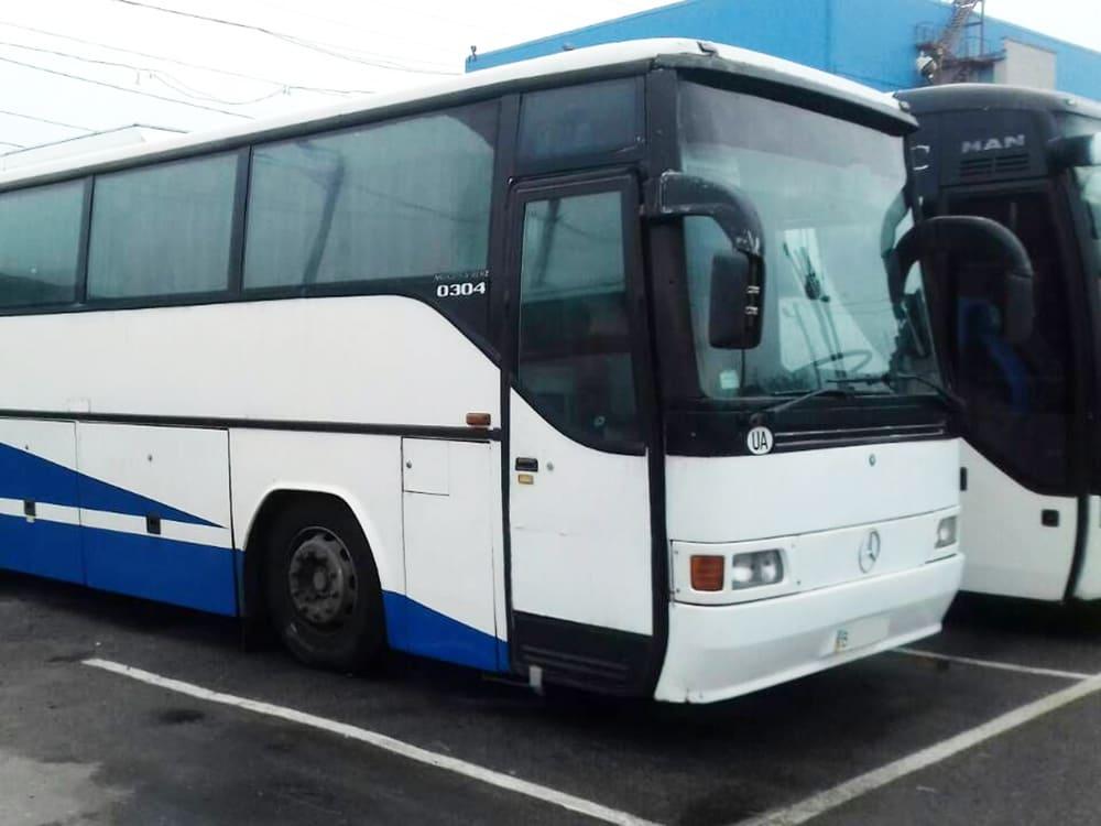 Заказ автобуса для школьников. Днепр-Море