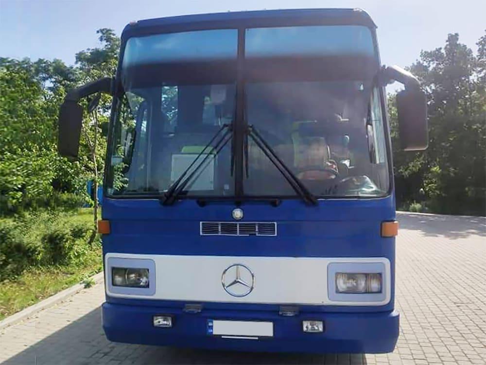 Заказ автобуса для организации. Днепр-Море