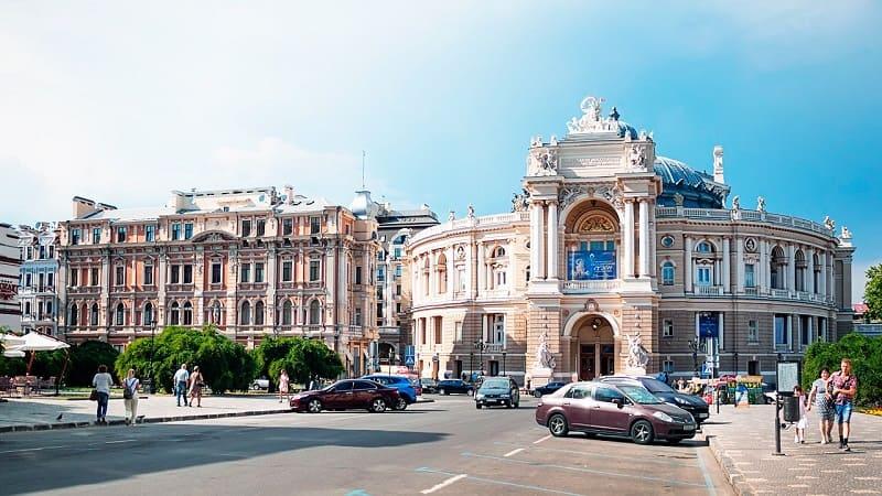 Регулярные рейсы из Одессы по Украине. Днепр-Море