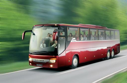 Трансфер автобуса для путешествий