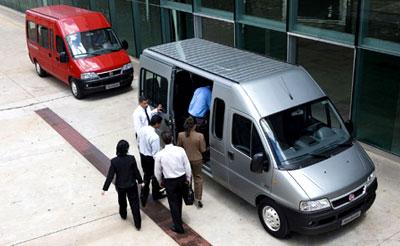 Служебная развозка персонала
